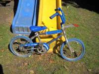 we have a kids bike that need new homes they are in