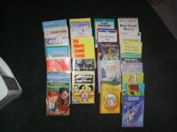 I have a few kids books for sale $10 for all obo