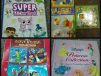 Littlest Pet Shop Sticker book $5 NEW Disney $3 Disney