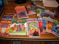 4 - Sabrina - Teenage Witch books; $2.00 5 - Franny K.