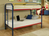 NEW CHILDREN BUNK BEDS IN STOCK AND READY TO TAKE
