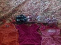 Offering children clothing and shoes. ALL items have