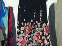 **Girls lot $10 Lots of girls clothing sizes 6-8