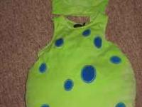 I have three baby-kids costumes for sale. One sz 6mos