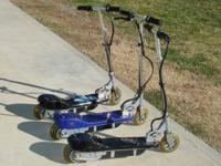 I HAVE SEVERAL KIDS ELECTRIC SCOOTERS FOR SALE. THEY