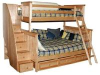 NEW at DeSears. Top high quality Stairs Beds, Bunk
