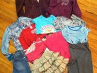 Hi there! THIS IS A GIRLS CLOTHING LOT - SMALL - SIZES