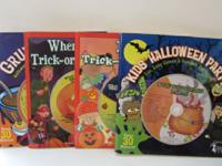 Children' Halloween Party books by Twin Sisters IP,
