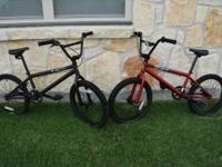 For sale two (2) HARO bikes in fantastic condition. One