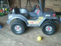 Boys hot wheels jeep, Nothing wrong with it besides the