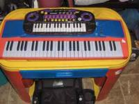 We have a great kids Kawasaki brand keyboard for sale.