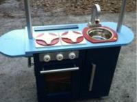Kid's kitchen with fun stuff included. Call  Location: