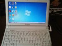 lenovo Laptop. Windows 7. Wireless net card. Power cord