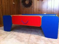 Large childs Play Table w/pull out drawer only $50 All
