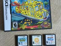Games: Magic School Bus Oceans Noah's Ark Animal
