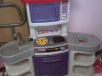 Kids play kitchen $20.  .  Moving - other items for