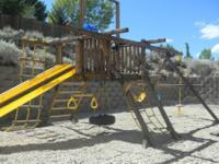 . This remarkable play set has actually served all 3 of