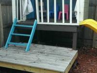 Children playhouse for sale - very strong. This is