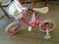 Kids Princess Bicycle in great condition. Email or call