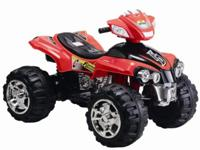 Big Atv 12V Perfect For On & Off Road Slow and Fast