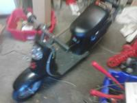 marketing a children 24volt scooter functions terrific,