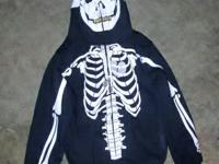 Kids Skeleton Sweater $10