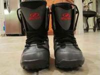 I am Selling a Size 3 Zuma Youth Snow Boots. They are