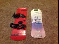Hi, I am selling our kids snowboards. You take it all