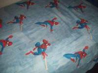 Just redid my sons room, he outgrew Spiderman...great