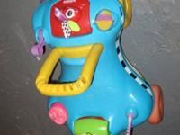 Baby walking toy, $10 2 ride-on/walking toy $10 each or