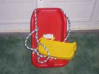 SELLING A KIDS SWING CALL  Location: ROSEVILLE