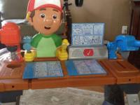 Fisher-Price Handy Manny Let's Get to Work Repair