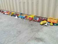 misc toy cars and trucks $1 to $5. please text
