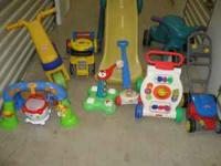 I have a set of kids toys I am selling. It includes a