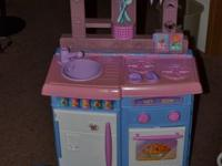 Like new Fisher price Kids Kitchen Just For $ 25