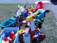 STILL HAVE TON OF BABY AND TODDLER ITEMS! EVERYTHING