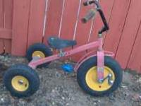 USED TRICYCLE $20  Location: SPARKS