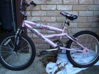 girls mongoose bike boys mongoose bike $40.00 each