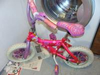 "12 1/2"" Barbie Bike with Bell Please Call or Text Only"