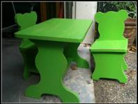 This is a great table and chair for both a boy and a