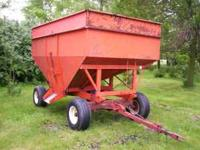 For sale Killbros model 375 gravity wagon with