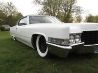 AWESOME CADDY.1969 BAGGED COUPE DE VEVILLE .LAYS