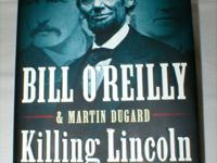 "This #1 Bestselling book, ""Killing Lincoln"" is in like"