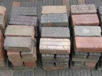 Vintage Pavers From the Early 1900s These hefty antique