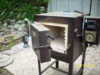 Kion / smelter. works. To view please call Wally at .