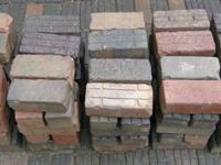 Vintage Pavers From the Early 1900sThese hefty antique