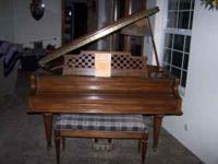 Kimball Baby Grand Piano-Great condition Must sell