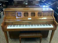 Nice Kimball Console. Attractive condition! $1395.00 -