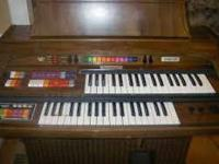 VINTAGE...ANTIQUE...Price reduced!!!  Kimball electric