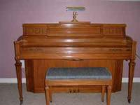 This is a one owner instrument that has been regularly